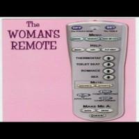 Kvindens fjernbetjening