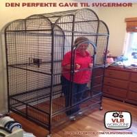 Den perfekte gave til svigermor