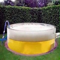 Mandens ønske pool