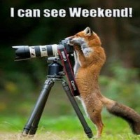 Snart weekend