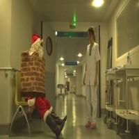 Julemanden på skadestuen