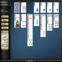 Udover det klassiske solitaire, indeholder spillet 18 forskellige varianter af kabale, herunder ...