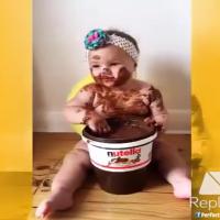 Nutella-Baby