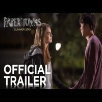 Paper Town trailer