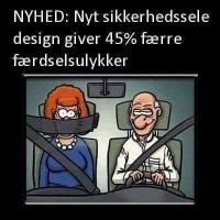 Færre trafikulykker